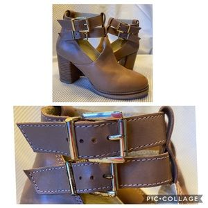 Seychelles leather booties